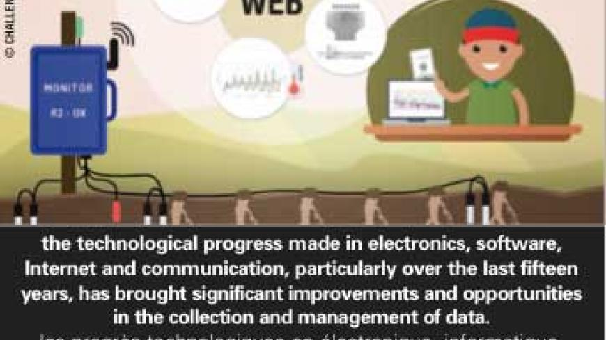 The technological progress made in electronics, software, Internet and communication, has brought significant improvements and opportunities in the collection and management of data.