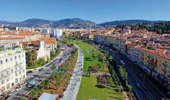 Gardening ecologically : The city of Nice sets a good example