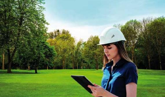 The development of digitalised technology for the residential and municipal