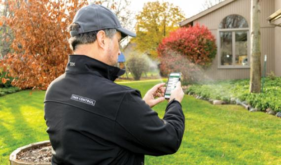 Consider a premilinary study of the irrigation system