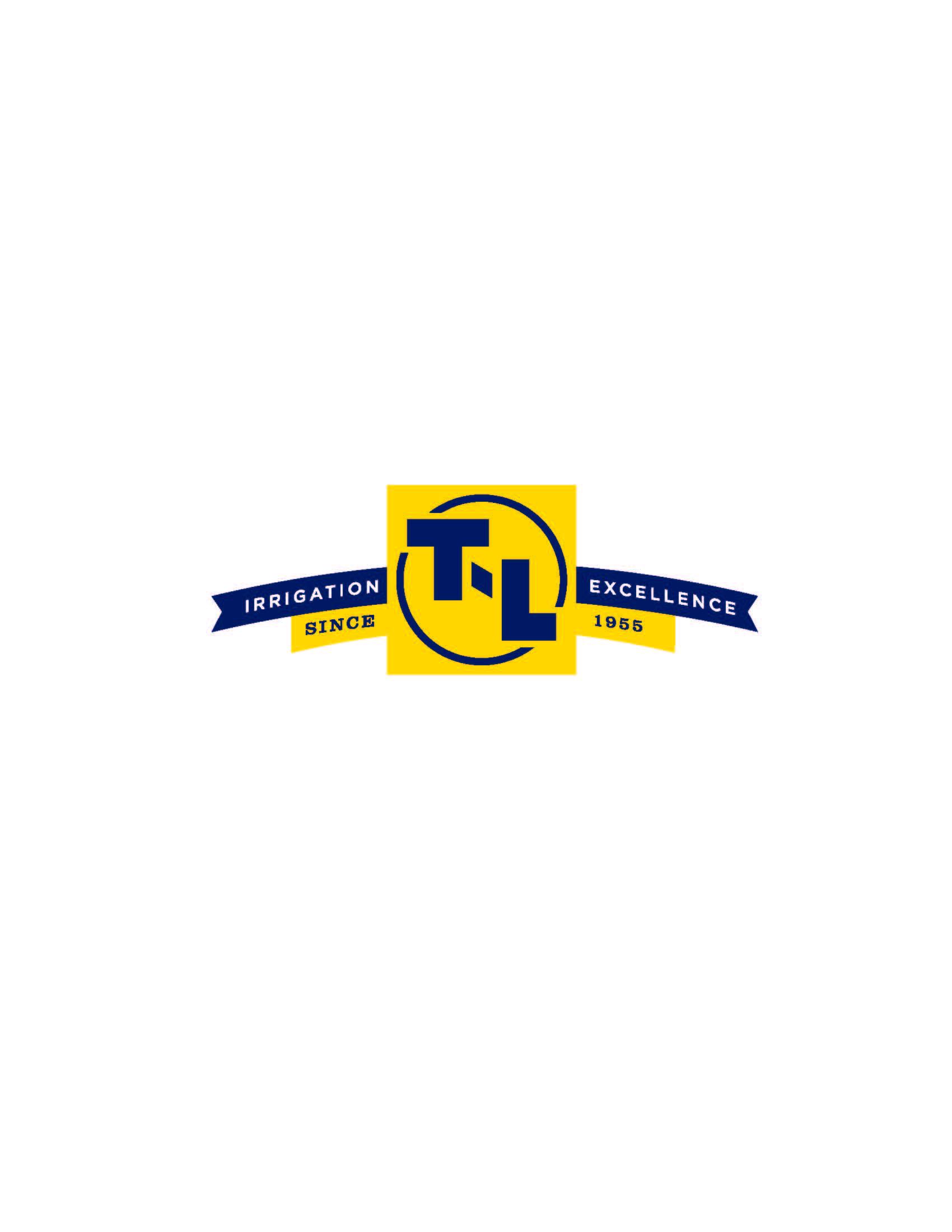 T-L IRRIGATION COMPANY
